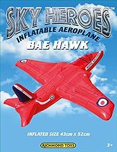 Sky Heroes Inflable BAE Hawk Avión