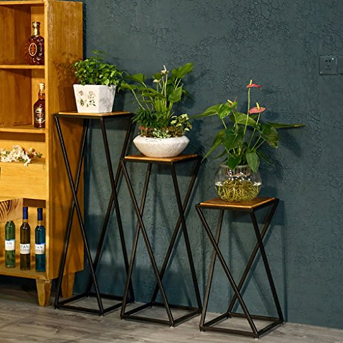 Fioriere da esterno scaffale per piante fiore rack di - Pavimento in legno per esterno fai da te ...