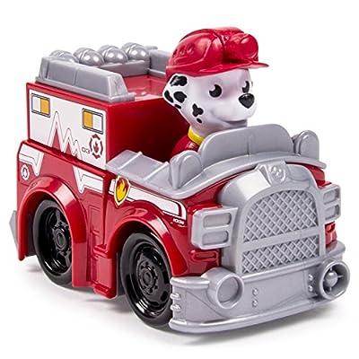 Paw Patrol - Paw Patrol 20070877 Coche Marshall Racers Rojo - Modelo camión por Paw Patrol