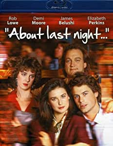 About Last Night [Blu-ray] [1986] [US Import]