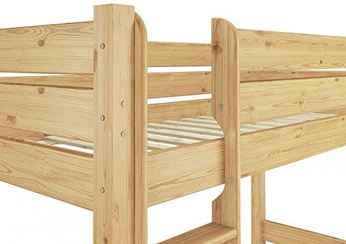 preisvergleich erst holz etagenbett f r erwachsene kiefer massiv willbilliger. Black Bedroom Furniture Sets. Home Design Ideas
