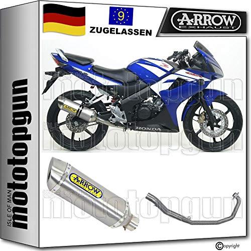 Arrow Komplettanlage Honda CBR 125 R