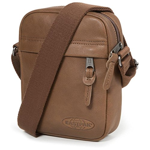 Eastpak Authentic Collection The One 16 bolso bandolera 16,5 cm brownie leather
