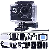 "Kuman MH23 Sj7000 caméra de sport avec wifi Novatek 96655, version originale. 12mp 2.0""LCD Full HD 1080p FHD Sport action camera. Waterproof. Pour natation, plongée, vélo, ski, photo aerienne"