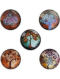 Morella Click-Button Set señorías 5 pcs pulsadores milagro árboles parte 5