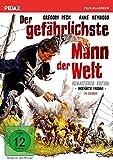 Der gefährlichste Mann der Welt - Remastered Edition (The Chairman) / Gefährliches China-Abenteuer mit Gregory Peck in ungekürzter Fassung (Pidax Film-Klassiker)
