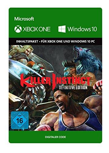 Killer Charaktere und Arenen aus Killer Instinct Season 1- 3