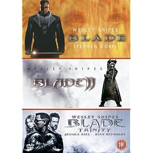Blade 1-3 Trilogy [DVD]