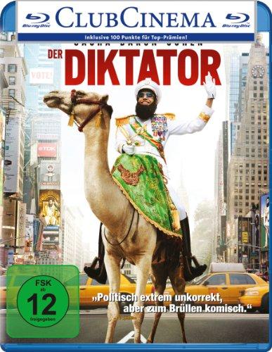 Bild von Der Diktator [Blu-ray]