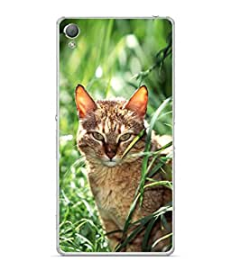 Snapdilla Designer Back Case Cover for Sony Xperia Z3 :: Sony Xperia Z3 Dual D6603 :: Sony Xperia Z3 D6633 (Brick Corridor Railing Support HD Image Quality)
