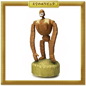 Castle Laputa Robot Soldier of Studio Ghibli Music Box Sky