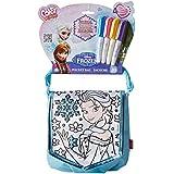 Simba - 86597 - Kit De Loisirs Créatifs - Sacoche Pailletée - Color Me Mine - La Reine des Neiges