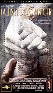 La liste de Schindler [VHS]