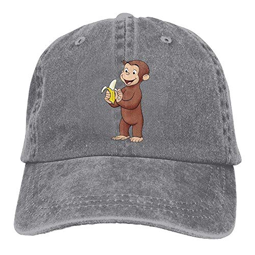 ous George Eat BaAdjustable Cotton Hat ny Cap ()