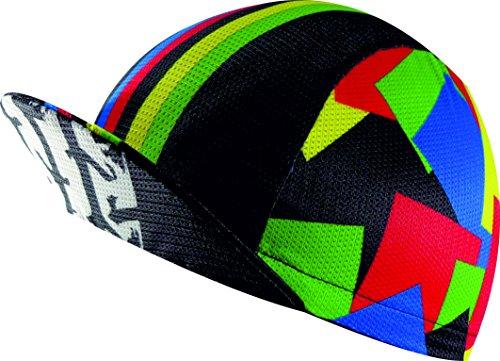 Imagen de campeon del mundo negra  ekeko microperforada vsystem 100% poliester, ciclismo, running, trailrunning, triatlon alternativa