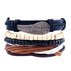 DeMa Jewelry Armbänder und Anhänger aus Leder