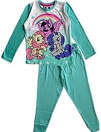 My Little Pony MLP Niñas Pijamas Largos / Ropa De Dormir.