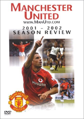 Manchester United End of Season 01/02 [UK Import] (Serie Manchester 2)