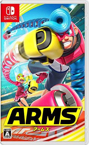 ARMS – Standard Edition [Switch][Importación Japonesa] 51Q9DDQQ3dL