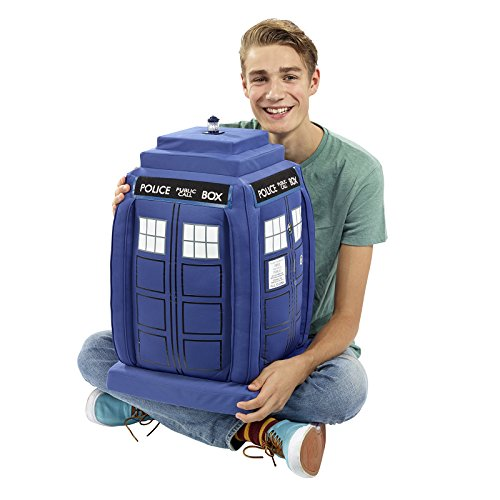 Doctor Who 24-inch Super Deluxe Tardis Talking Light-Up Plush