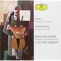 Violin Concerto Op.12,Kammermusik Op.36 N.3