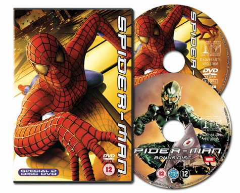 Image of Spider-Man [DVD] [2002]