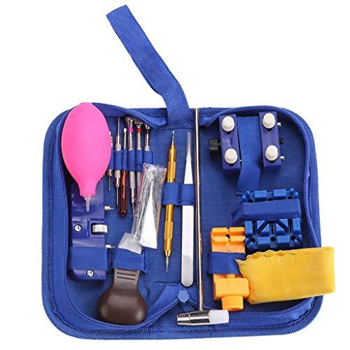QRMH Blue Packaging Watch Repair Kit Professional Watch Set Repair Kit 824 Kit