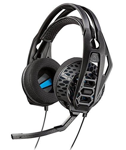 Plantronics RIG 500E Casque PC Gaming Noir