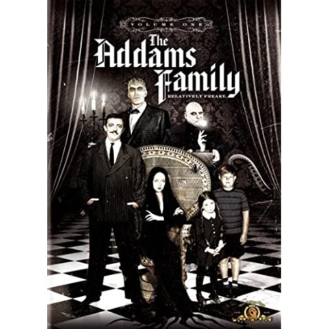 The Addams Family 11 x 17 Movie Poster - Style A by postersdepeliculas