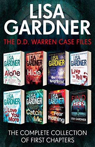 The D.D. Warren Case Files (A Sampler) (English Edition) -
