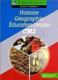 Image de Histoire - Géographie - Education civique, CM2, cycle 3, niveau 3