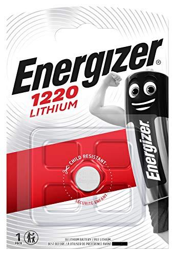 Cuatro (4) X CR1225 BR1225 Energizer pilas de litio tipo botón 3 V