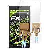 atFolix Displayschutz für Alcatel One Touch Pop 4S Spiegelfolie - FX-Mirror Folie mit Spiegeleffekt