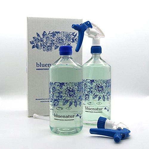 Ambientador profesional Bluenatur - PACK TÉ VERDE - 2 litros