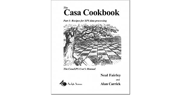 The Casa Cookbook: Recipes for XPS Data Processing, Pt  1