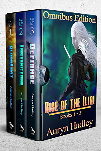 THE RISE OF THE ILIRI Volumes 1-3: A Reverse Harem Epic Fantasy Series (English Edition)