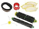 Tammy Style Kit de Reabastecimiento Para iRobot Roomba 500 Serie