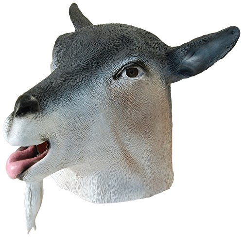 Ziegenmaske