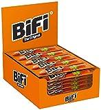 BiFi Original - herzhafter Salami Fleischsnack - geräucherte Mini Wurst als Snack To Go - Multipack, 40er Pack (40 x 22,5 g)