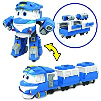 ROBOT TRAINS Robot Trenes–Figura transformable Deluxe Kay, 80177