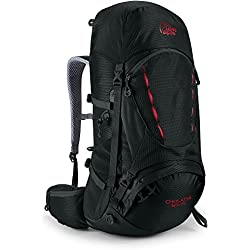 LOWE ALPINE CHOLATSE 65:75 BACKPACK (BLACK)