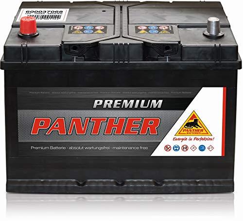 Batteria per auto Premium 12 V 100 Ah.