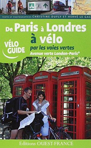 Paris à Londres à vélo par les voies vertes