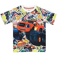Blaze and the Monster Machines Camiseta Para Niño - Blaze y Los Monster Machines