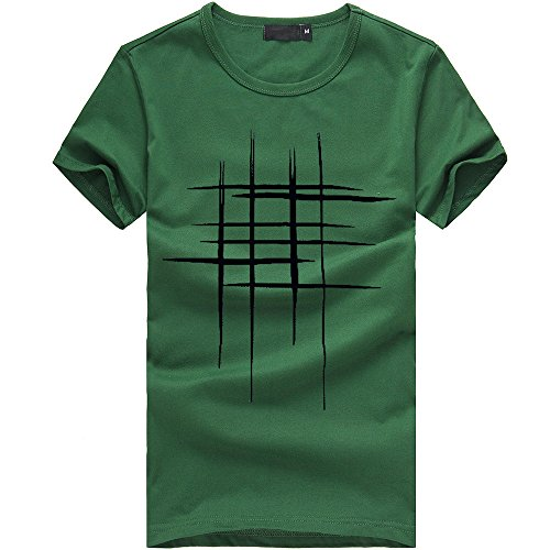 ღLILICATღ Camisetas Hombre Originales Algodón