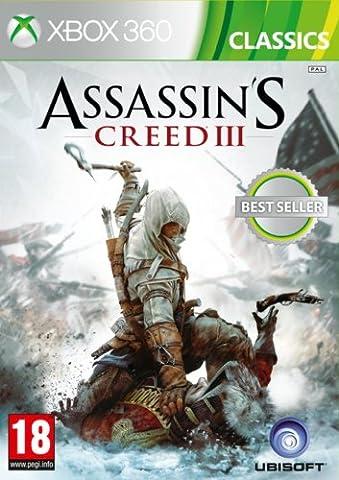 Assassins Creed Xbox - Assassin's Creed III - classics