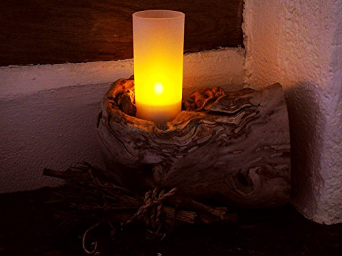 Page One Design 12 velas recargables LED, candelabros LED recargables, Candelabro de vela sin llama, sin cera, sin ensuciar, sin riesgo de incendio, Windprrof, de larga duración 10 ~ 12 horas
