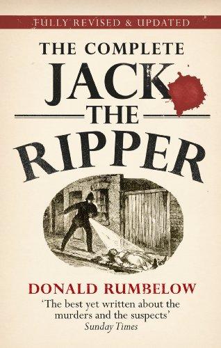 Complete Jack The Ripper (English Edition) (Paul Douglas Case Les)
