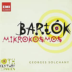 Bartok : Microcosmos (morceaux choisis)
