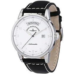 Zeno Watch Basel Herrenarmbanduhr Magellano 6069DD-e2